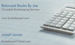 Click to see Balanced Books by Joe Details